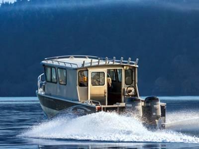 2015 Hewescraft Pacific Explorer 260 ET | Y Marina | Coos